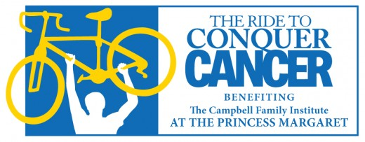 The Ride to Conquer Cancer logo
