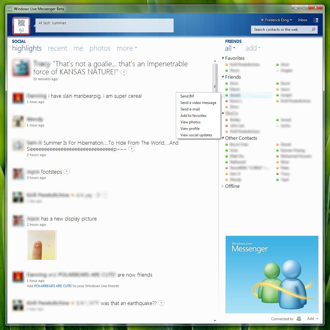 Windows Live Essentials 16.4.3528 - Download in italiano