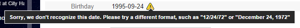 Gmail doesn't recognize YYYY-MM-DD format